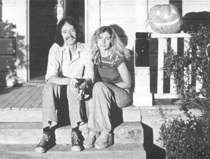 john-carpenter-and-debra-hill-1978