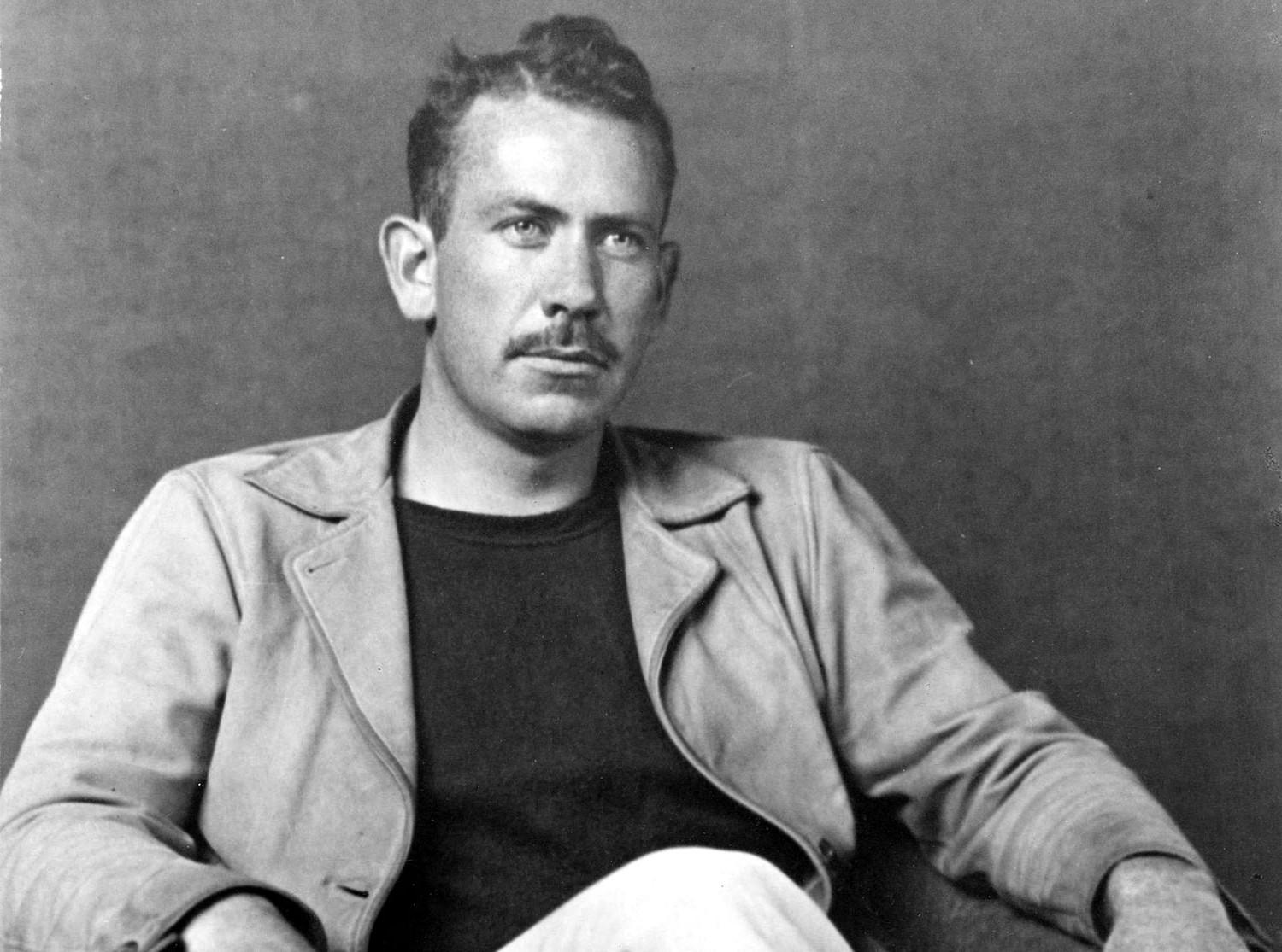 a biography of john steinbeck an american writer