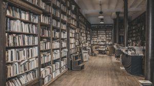 Ünlü yazarların kütüphaneleri