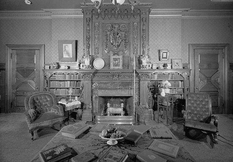 Mark Twain'in 'yer kütüphanesi'