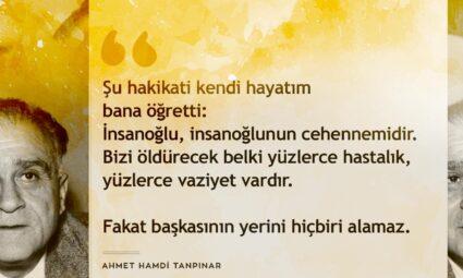 Ahmet Hamdi Tanpınar – Saatleri Ayarlama Enstitüsü