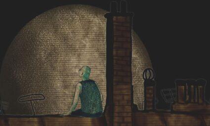 Bukowski'nin Mavi Kuş şiirine etkileyici bir animasyon