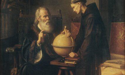 Galileo'nun İsyankar ve Devrimci Hayatı