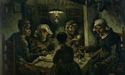 Vincent van Gogh: Boş Kanvas