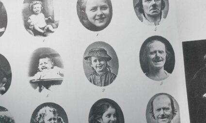 Darwin'in İnsan Duyguları Konulu Fotoğrafları, Görsel Kültürü Nasıl Değiştirdi?