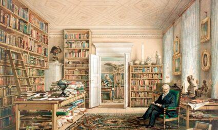 Alexander von Humboldt ve Doğanın İcadı: Son Gerçek Bilgelerden Birinin Bağlantılar Sistemine Öncülük Etmesi