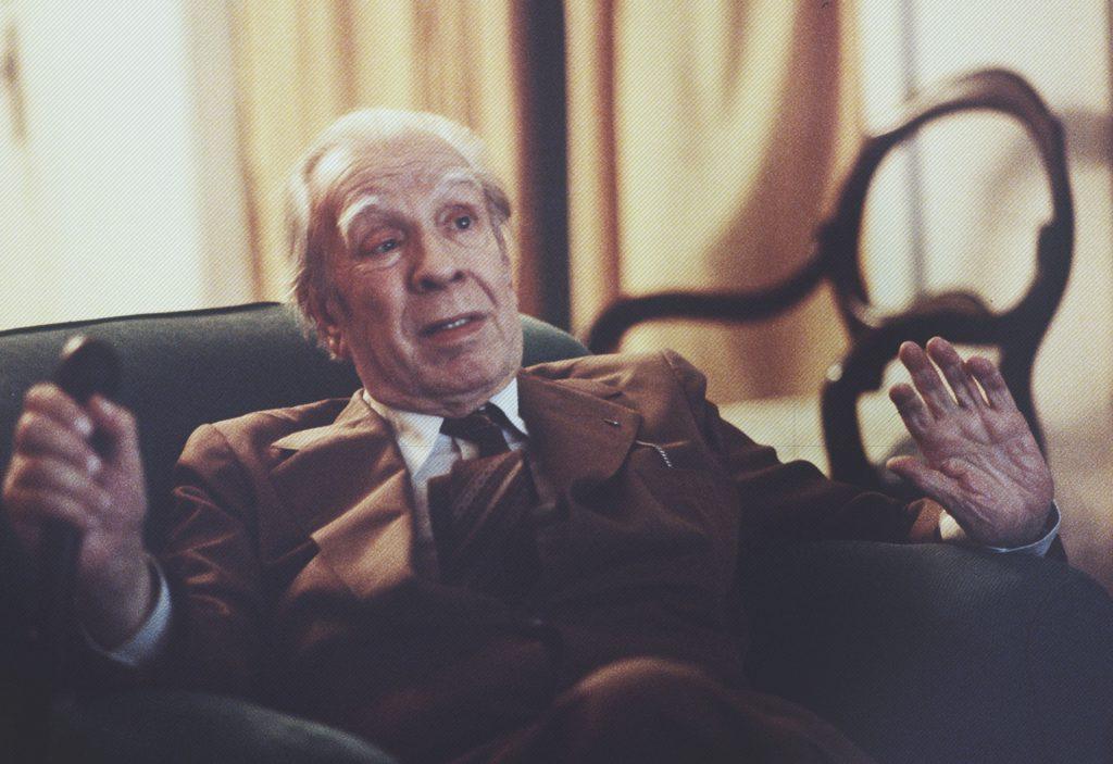 Jorge Luis Borges – Anlar
