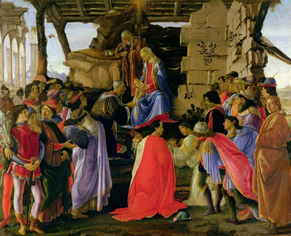 """İSA'NIN DOĞUMU"" TABLOLARI NEDEN İNGİLİZ SANATINDA YOK?"