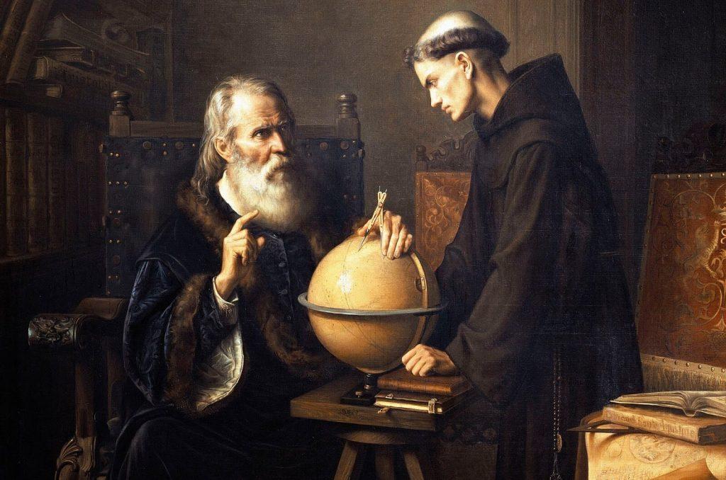 Resimlerle Galileo'nun isyankar ve devrimci hayatı