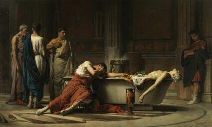 Seneca; korku ve talihsizlik karşısında güçlenmek üzerine