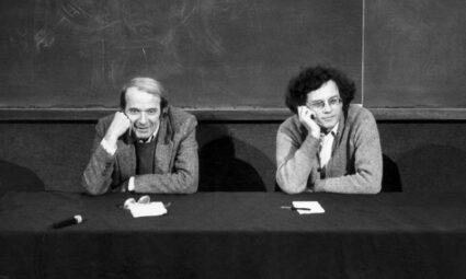Gilles Deleuze – Diyaloglar (İngiliz Amerikan Edebiyatının Üstünlüğünden) 1. Kısım